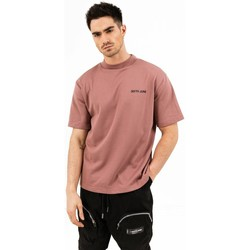 Textiel Heren T-shirts korte mouwen Sixth June T-shirt  essential rose