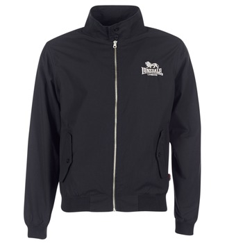 Textiel Heren Wind jackets Lonsdale HARRINGTON Zwart