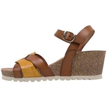 Schoenen Dames Sandalen / Open schoenen Senses & Shoes  Brown