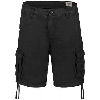 Textiel Heren Korte broeken / Bermuda's Scout  Zwart