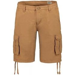 Textiel Heren Korte broeken / Bermuda's Scout  Brown