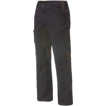 Textiel Heren Broeken / Pantalons Caterpillar  Marine