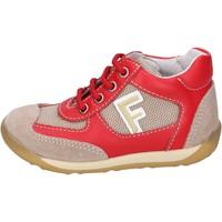 Schoenen Jongens Lage sneakers Falcotto BH195 Rouge