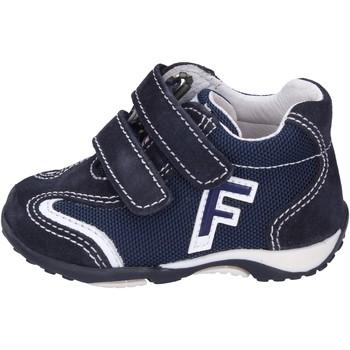 Schoenen Jongens Lage sneakers Falcotto BH198 Bleu
