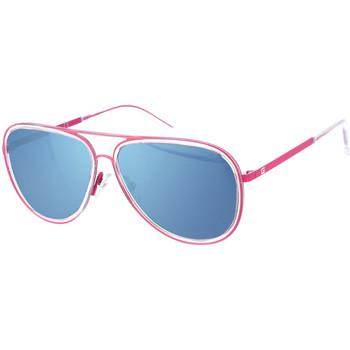 Horloges & Sieraden Heren Zonnebrillen Guess Sunglasses Lunettes de soleil Guess Roze