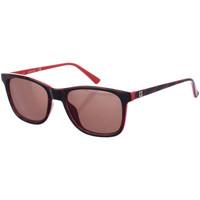 Horloges & Sieraden Zonnebrillen Guess Sunglasses Lunettes de soleil Guess Rood