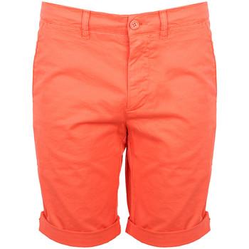 Textiel Heren Korte broeken / Bermuda's Bikkembergs  Orange