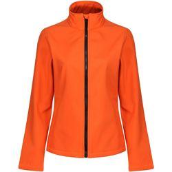 Textiel Dames Wind jackets Regatta TRA629 Magma Oranje/Zwart