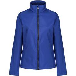 Textiel Dames Windjacken Regatta TRA629 Koningsblauw/zwart