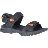 Schoenen Heren Sandalen / Open schoenen Merrell Cedrus Convert 3 Noir