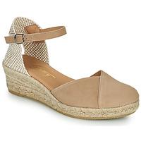 Schoenen Dames Sandalen / Open schoenen Betty London INONO Beige