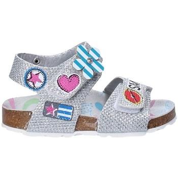 Schoenen Kinderen Sandalen / Open schoenen Asso 56609 Grijs