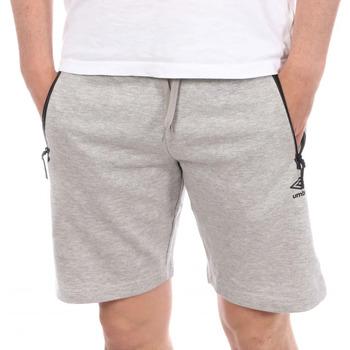 Textiel Heren Korte broeken / Bermuda's Umbro  Grijs
