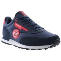 Schoenen Heren Lage sneakers Big Star HH174252 Bleu marine