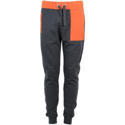Textiel Heren Trainingsbroeken Bikkembergs  Orange