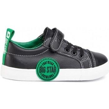 Schoenen Kinderen Lage sneakers Big Star FF374087 Noir