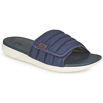 Schoenen Heren Slippers FitFlop KIAN Zwart