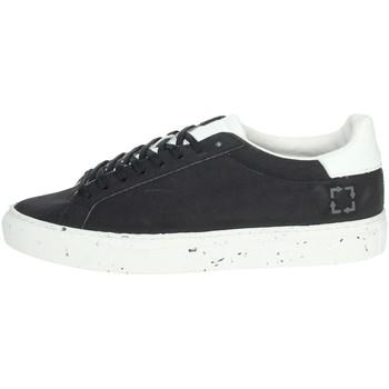 Schoenen Dames Lage sneakers Date C.A.M.P.11 Black