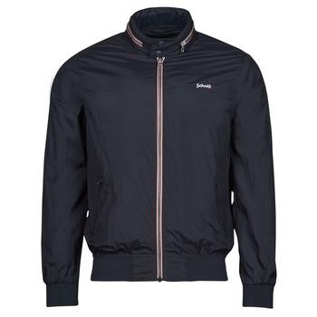 Textiel Heren Wind jackets Schott CABLS21R Marine