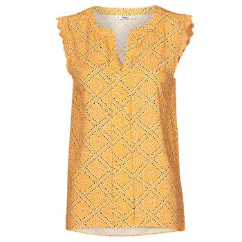 Textiel Dames Tops / Blousjes Only ONLVIOLETTE Roze