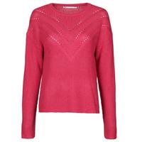 Textiel Dames Truien Only ONLTRIXIE Roze