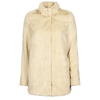 Textiel Dames Mantel jassen Vero Moda VMTHEA Beige