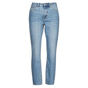 Textiel Dames Skinny jeans Vero Moda VMBRENDA Blauw / Clair