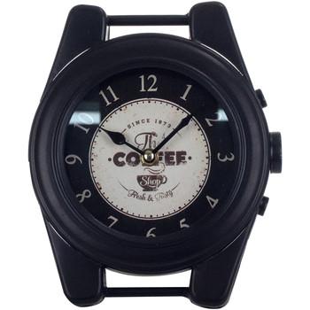 Wonen Klokken Signes Grimalt Tafelblad Clock Bracelet Negro