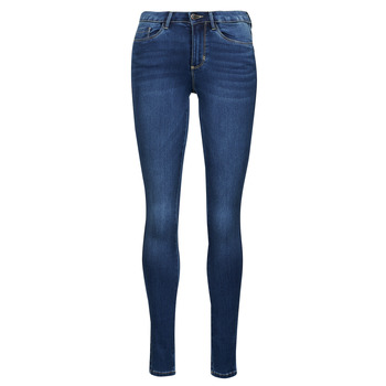 Textiel Dames Skinny jeans Only ONLROYAL Blauw / Donker