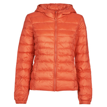 Textiel Dames Dons gevoerde jassen Only ONLTAHOE Orange