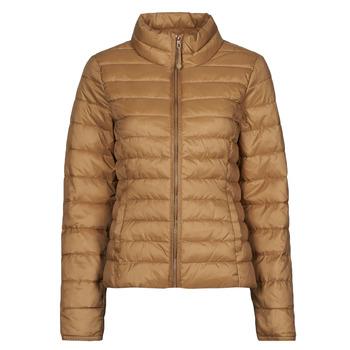 Textiel Dames Dons gevoerde jassen Only ONLNEWTAHOE Brown