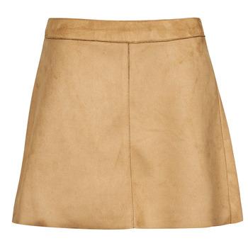 Textiel Dames Rokken Only ONLLINEA Brown