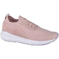 Schoenen Dames Lage sneakers 4F OBDL202 Rose