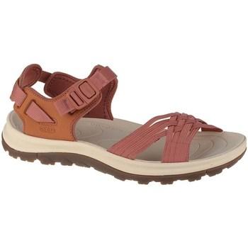 Schoenen Dames Sandalen / Open schoenen Keen Wms Terradora II Open Toe Rose