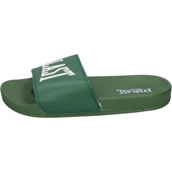Schoenen Dames Slippers Everlast BH236 Groen
