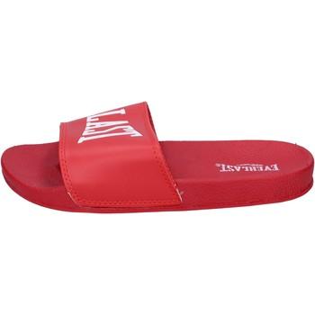 Schoenen Dames Slippers Everlast BH237 Rood
