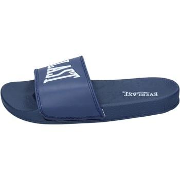Schoenen Dames Slippers Everlast BH238 Blauw