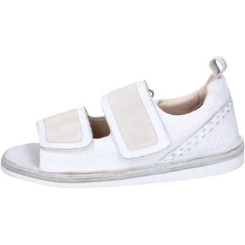 Schoenen Heren Sandalen / Open schoenen Moma BH256 Blanc