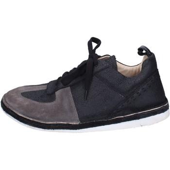 Schoenen Heren Derby Moma BH259 Noir