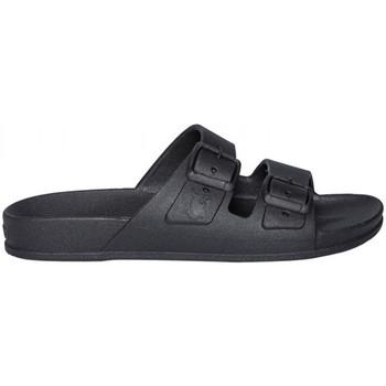 Schoenen Heren Leren slippers Cacatoès Rio de janeiro Zwart