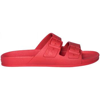 Schoenen Heren Leren slippers Cacatoès Rio de janeiro Rood