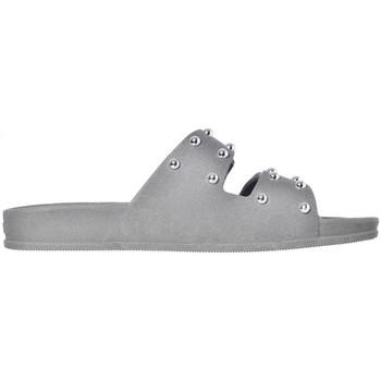 Schoenen Dames Leren slippers Cacatoès Florianopolis Grijs