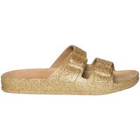 Schoenen Kinderen Leren slippers Cacatoès Trancoso Goud