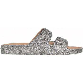 Schoenen Kinderen Leren slippers Cacatoès Trancoso Beige