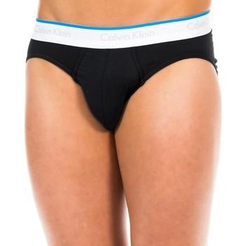 Ondergoed Heren Slips Calvin Klein Jeans Culotte Calvin Klein Zwart