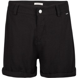 Textiel Dames Korte broeken / Bermuda's O'neill Essential Zwart