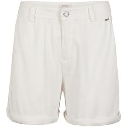 Textiel Dames Korte broeken / Bermuda's O'neill Essentials Wit