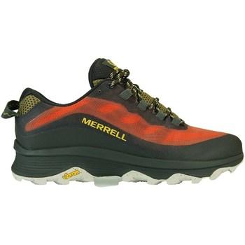 Schoenen Heren Lage sneakers Merrell Moab Speed Noir