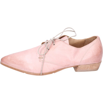 Schoenen Dames Derby Moma BH296 Rose