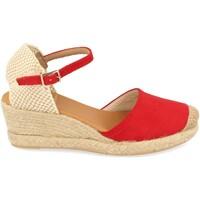 Schoenen Dames Espadrilles Shoes&blues SB-22001 Rojo